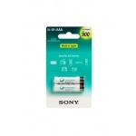 Sony NiMH AAA nabíjecí baterie 900mAh- 2ks, NH-AAAB2GN