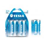 TESLA - baterie D BLUE+, 2ks, R20, 1099137023