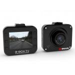 """Braun Phototechnik BRAUN B-BOX T4 kamera do auta (Full HD, velmi malá, objektiv Wide 120°, 2""""LCD, G-sensor, Loop), 57601"""