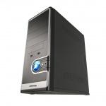 WE PC Case Miditower ATX 400W PC-3029, 06781