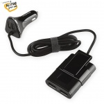 Whitenergy WE auto adaptér 2x + 2x USB 5V 9.6A 1.8m, 10422 - neoriginální