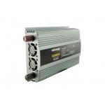 Whitenergy WE Měnič napětí DC/AC 24V / 230V, 1000W, 2 zásuvky, 06588
