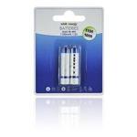 Whitenergy WE Nabíjecí baterie AAA 1100mAh Ni-MH 2ks, 08349