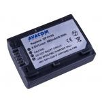 Baterie AVACOM Sony NP-FV50 Li-ion 6.8V 980mAh, VISO-FV50-142 - neoriginální
