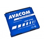 Baterie AVACOM GSLG-KP500-S880A do mobilu LG KP500 Li-Ion 3,7V 880mAh (náhrada LGIP-570A), GSLG-KP500-S880A