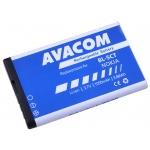 Baterie AVACOM GSNO-BL5CT-S1050A do mobilu Nokia 6303, 6730, C5, Li-Ion 3,7V 1050mAh, GSNO-BL5CT-S1050A