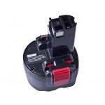 Baterie AVACOM BOSCH BAT048/BAT100 Ni-MH 9,6V 3000mAh, články PANASONIC, ATBO-BAT9-30H