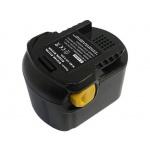Baterie AVACOM AEG B1220 R Ni-MH 12V 3000mAh, články PANASONIC, ATAE-B1220-30H