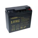 Avacom Long 12V 20Ah olověný akumulátor DeepCycle AGM F3 (WP20-12IE), PBLO-12V020-F3AD