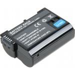Baterie T6 power Nikon EN-EL15, 1400mAh, černá, DCNI0016 - neoriginální