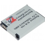 Baterie T6 power Samsung SLB-10A, 1050mAh, černá, DCSA0011 - neoriginální
