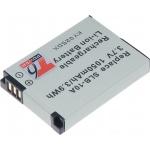Baterie T6 power Samsung SLB-10A, BN-VH105, 1050mAh, 3,9Wh, DCSA0011 - neoriginální