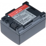 Baterie T6 power Canon BP-808, BP-809, 860mAh, černá, VCCA0032