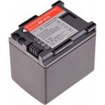 Baterie T6 power Canon BP-819, BP-808, BP-809, 1720mAh, černá, VCCA0033