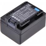 Baterie T6 power Canon BP-718, 1780mAh, černá, VCCA0036