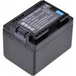 Baterie T6 power Canon BP-727, 2400mAh, 8,6Wh, černá, VCCA0037 - neoriginální