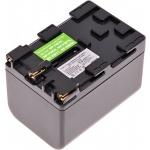 Baterie T6 power Sony NP-FM70, NP-FM71, NP-QM70, NP-QM71, 3240mAh, šedá, VCSO0015 - neoriginální