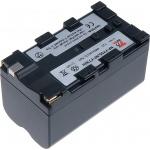 Baterie T6 power Sony NP-F750, NP-F730H, NP-F730, NP-F770, 5200mAh, 37,4Wh, šedá, VCSO0029 - neoriginální