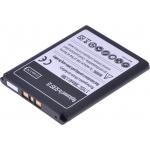 Baterie T6 power Sony Ericsson K800, J100, K550, K790, M600, P990i, W300i, W850i, 900mAh, 3,3Wh, MTSE0005