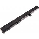 Baterie T6 power Asus X451, X551, F551, P551, R411, R512, RX551, 4cell, 2600mAh, NBAS0079 - neoriginální