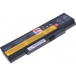 Baterie T6 power Lenovo ThinkPad Edge E550, E550c, E555, E560, E565, 5200mAh, 56Wh, 6cell, NBIB0124