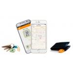 Skinzone Beenode hledač věcí – oranžový, BEE-V2-O-029-D