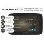 TomTom GO Professional 520 EU, Wi-Fi, LIFETIME mapy, 1PN5.002.07