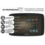 TomTom GO Professional 620 EU, Wi-Fi, LIFETIME mapy, 1PN6.002.05