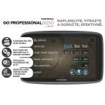 TomTom GO Professional 6250 EU, Wi-Fi, LIFETIME mapy, 1PL6.002.12