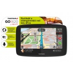 TomTom GO 620 World, Wi-Fi, LIFETIME mapy, 1PN6.002.01
