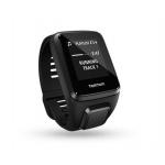 TomTom Spark 3 Cardio + Music + Bluetooth sluchátka (L), černá, 1RKM.002.10