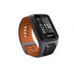 TomTom GPS hodinky Golfer 2 SE (L), šedá/oranžová, 1REG.001.07