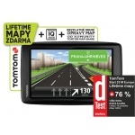 TomTom START 25 Europe LIFETIME mapy, 1EN5.002.18