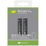 Gp Baterie Nabíjecí baterie GP AAA Recyko+ 800mAh (2ks), 1033112060