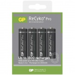 Gp Baterie Nabíjecí baterie GP AA Recyko+  (2000mAh) 4ks, 1033214073