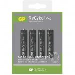 Gp Baterie Nabíjecí baterie GP AAA Recyko+ (800mAh) 4ks, 1033114063