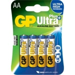 Gp Baterie GP Ultra Plus 4x AA, 1017214000