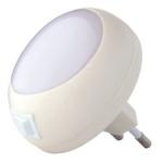 Emos Noční světlo do zásuvky 230V, 5x LED, 1456000011