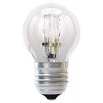 Emos Halogenová žárovka ECO MINI GLOBE P45 E27 42W, 1528114200