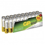 Gp Baterie GP Super Alkaline 20ks AAA, 1013100211