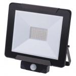 EMOS LED REFLEKTOR+PIR IDEO SLIM-50W, 4000 Lum, 4000K, 1531271041