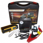 VIKING Car Jump Starter ZULU III 20800mAh PLUS, Notebook powerbank, Žlutá, CSZ32PY
