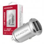 AXAGON PWC-5V4, mini SMART nabíječka do auta, 2x port 5V-2.4A + 2.4A, 24W, PWC-5V4 - neoriginální