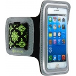 GAIAM Sport Armband Green - small phone, 07309