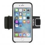 BELKIN bicepsový držák Clip-Fit Armband pro iPhone 6/6s, černý, F8W497BTC00