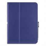 "BELKIN 10,1"" Pouzdro/stojánek MultiTasker pro Samsung Galaxy Tab 4, fialové, F7P257B2C01"
