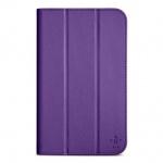 """BELKIN 10.5"""" Pouzdro Tri-Fold pro tablet Samsung Galaxy Tab S, fialové, F7P302B1C01"""