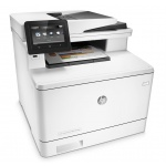 HP Color LaserJet Pro MFP M477fdn /27ppm, LAN, Dup, CF378A#B19