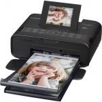 Canon Selphy CP1200 černá + 54 papírů, 0599C013