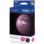 Brother LC-1220M - inkoust magenta, 300 str., LC1220M